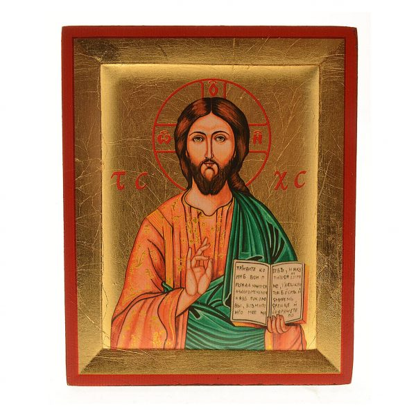 Icona Gesù Maestro