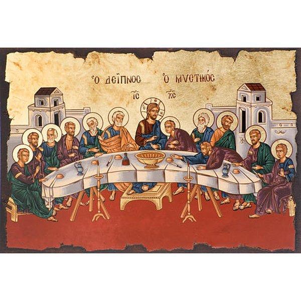 icona-greca-ultima-cena-serigrafata