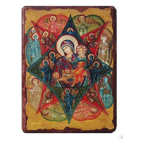 icona-russia-dipinta-decoupage-roveto-ardente-18×14-cm